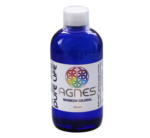 AGNES Magneziu coloidal 480ml
