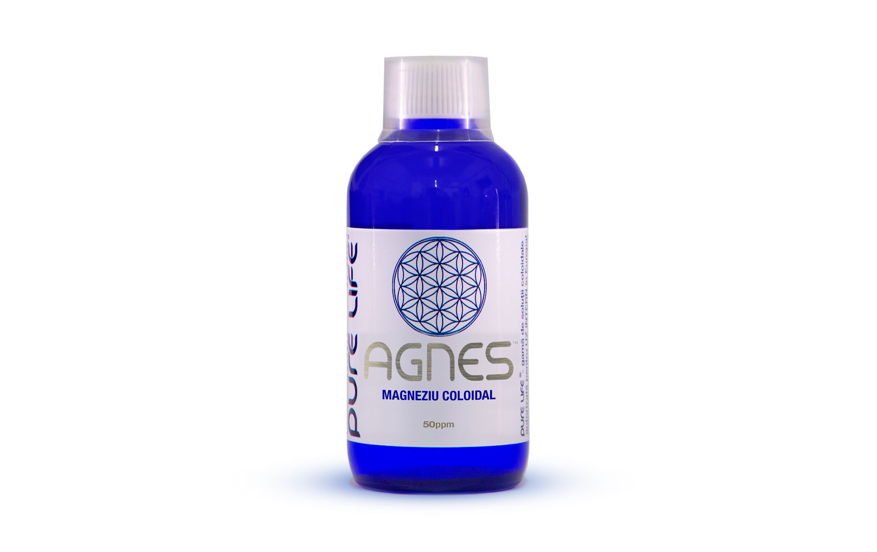 Agnes Magneziu coloidal 50ppm 240ml