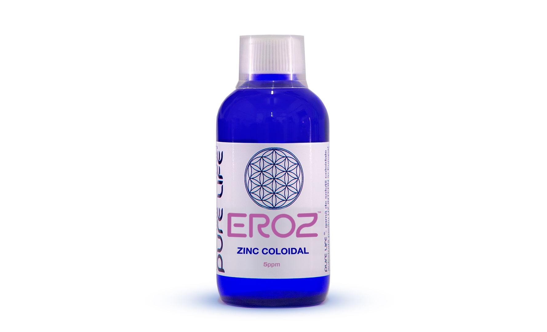 Eroz Zinc Coloidal