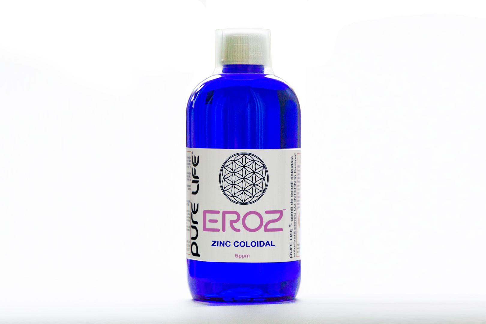 Eroz Zinc Coloidal 480ml