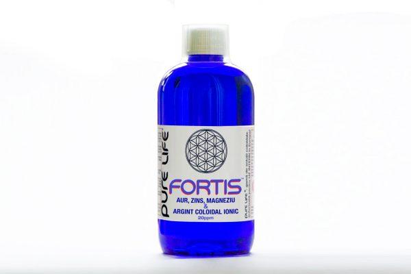 FORTIS™ (Au, Zn, Mg, Ag) 20ppm 480ml