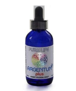 ARGENTUM Plus 10ppm 30ml cu pipeta